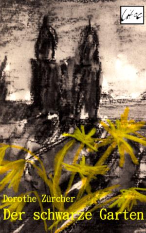 Cover: Der schwarze Garten