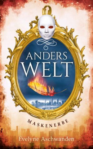 Cover: Anderswelt – Maskenerbe