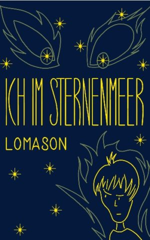 Cover: Ich im Sternenmeer