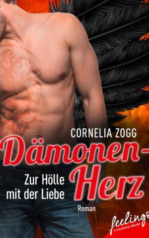 Cover: Dämonenherz
