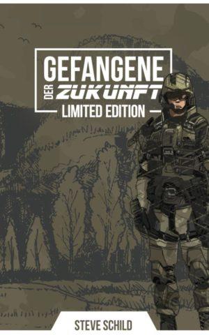 Cover: Gefangene der Zukunft, Limited Edition