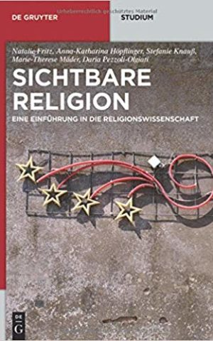 Cover: Sichtbare Religion