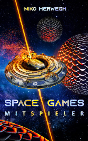Cover: Space Games – Mitspieler