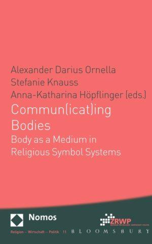 Cover: Commun(icat)ing Bodies