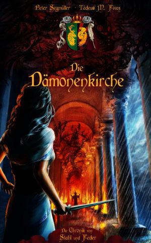 Cover: Die Dämonenkirche