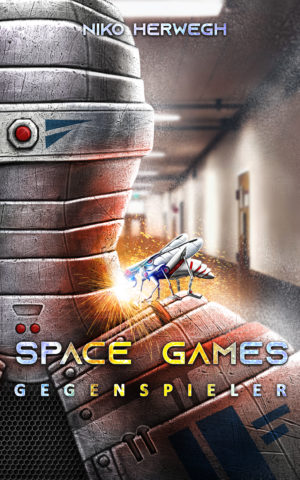 Cover: Space Games – Gegenspieler