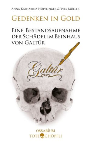 Cover: Gedenken in Gold