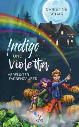 Cover: Indigo und Violetta