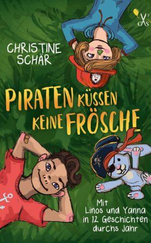 Cover: Piraten küssen keine Frösche