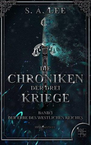 Cover: Die Chroniken der drei Kriege