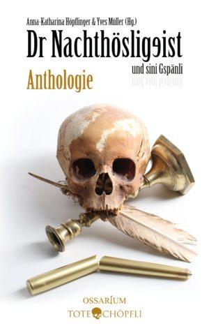 Cover: Dr Nachthösligeist und sini Gspänli