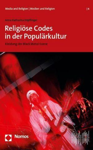 Cover: Religiöse Codes in der Populärkultur