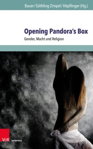 Cover: Opening Pandora's Box