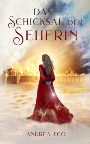 Cover: Das Schicksal der Seherin