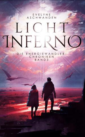 Cover: Lichtinferno