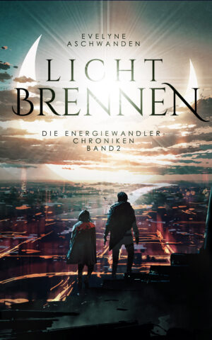 Cover: Lichtbrennen